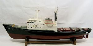 "Large Model Ocean-Going Salvage Tug ""S.A. John Ross"" - Scratch Built - SOLD"